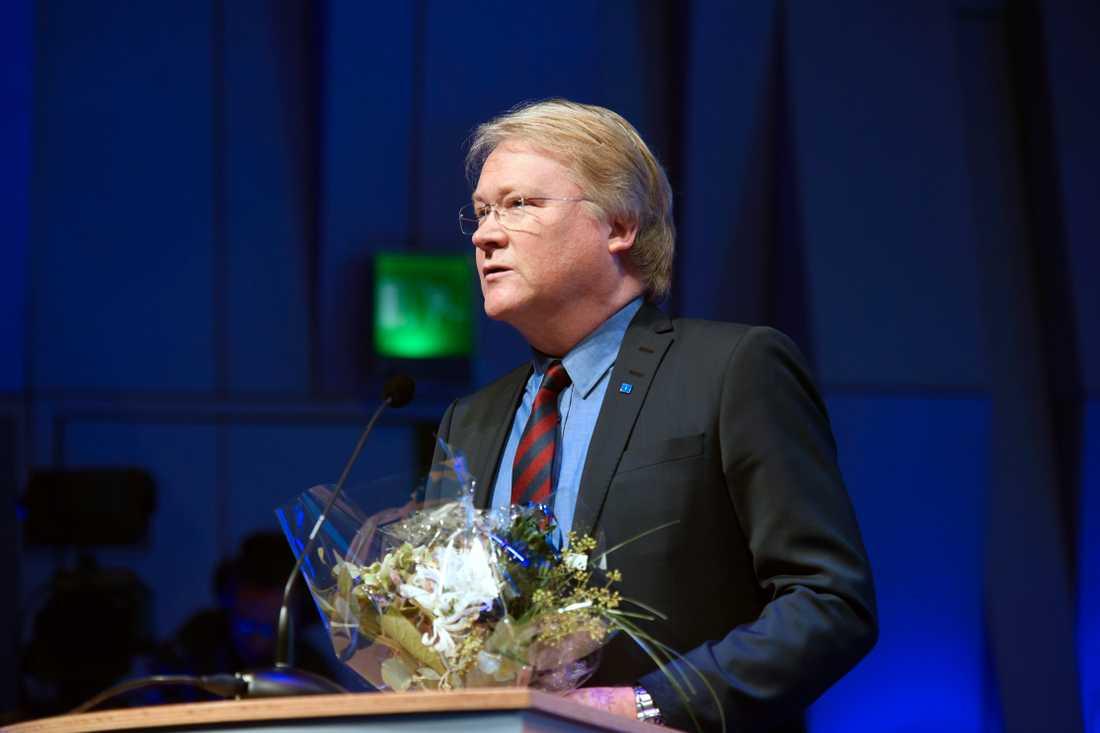 Lars Adaktusson väljs in i KD-toppen.