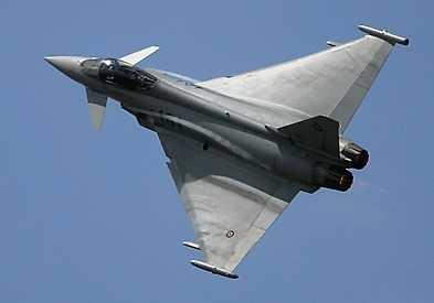 Eurofighter.