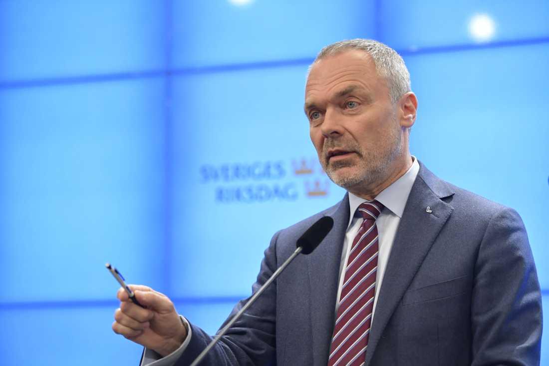 Liberalernas partiledare Jan Björklund. Arkivbild.