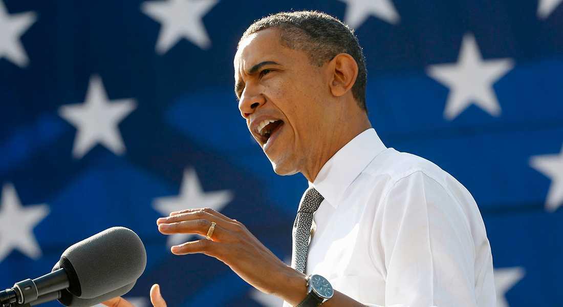 """I boken """"Ett förlovat land"""" försvarar sig Barack Obama mot de som menar att han borde gjort mer som president. Obamas politik """"slätade över problem, sår och avgrunder som måste erkännas för att kunna läka"""", skriver Karin Pettersson."""