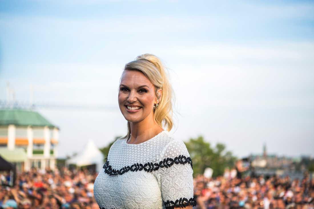 Sanna Nielsen.