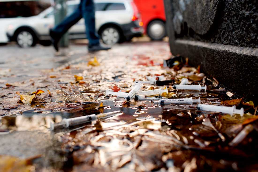 Sverige har den högsta narkotikadödligheten i EU, enligt EU:s narkotikabyrå, EMCDDA.