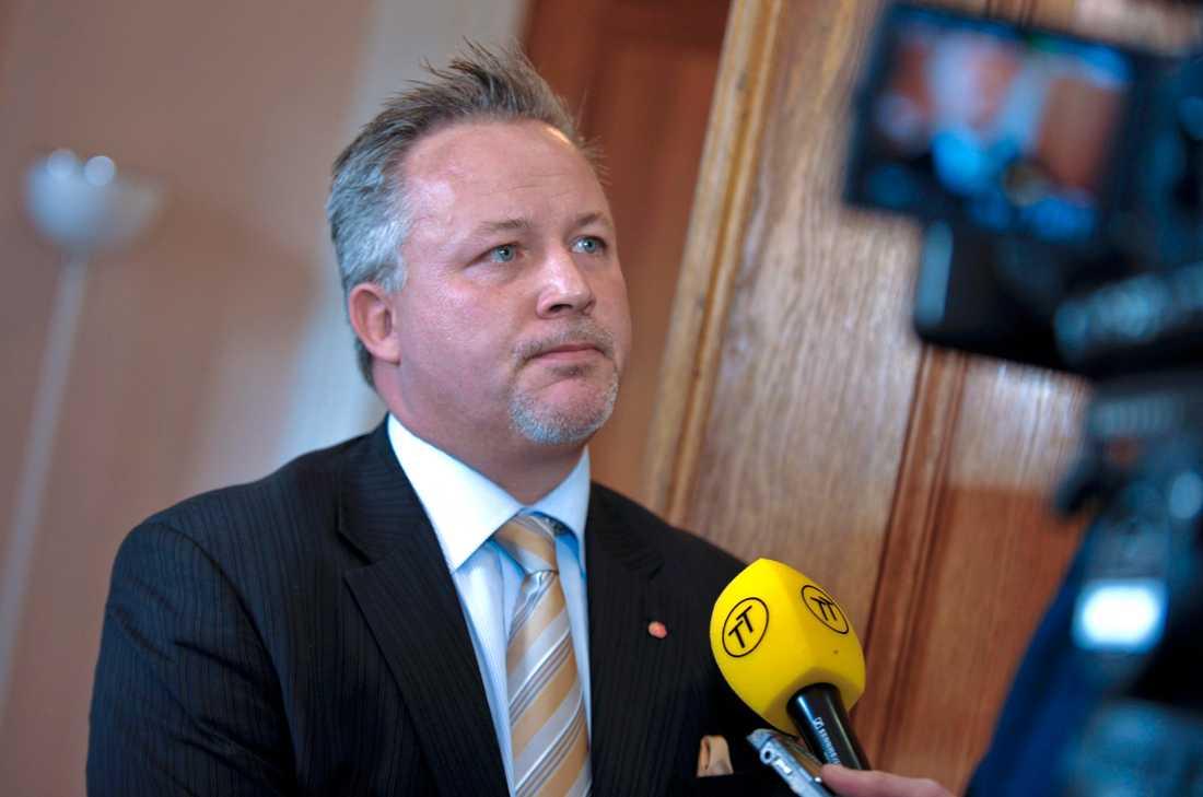 Kent Härstedt. Arkivbild.