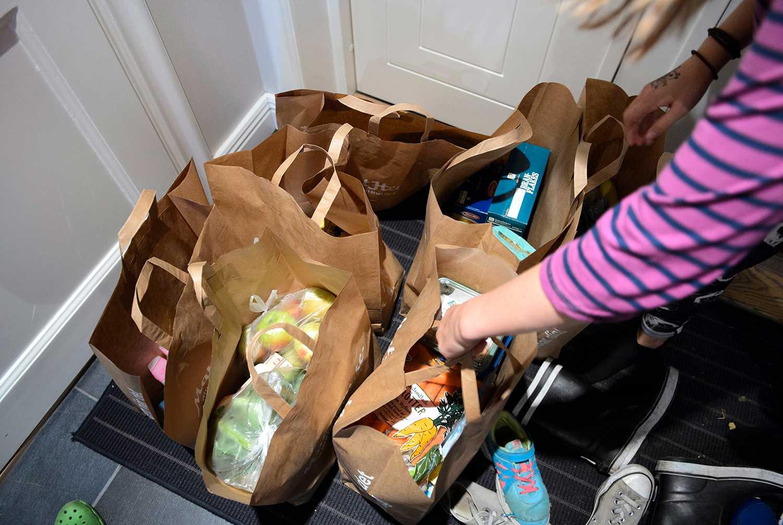 handla mat online hemkörning