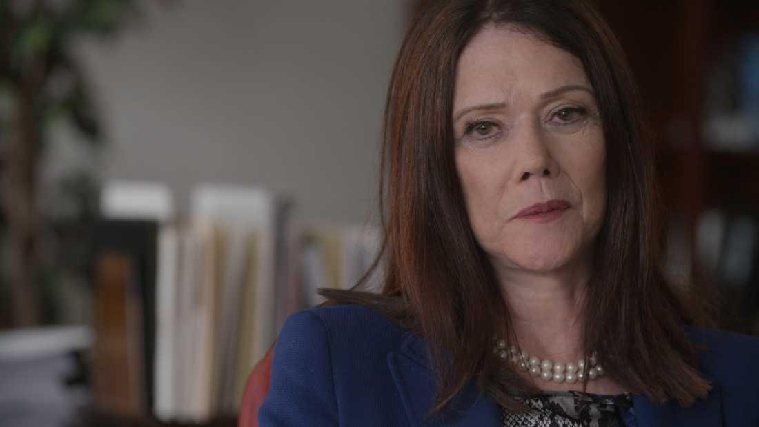 """Kathleen Zellner i """"Making a murderer""""."""