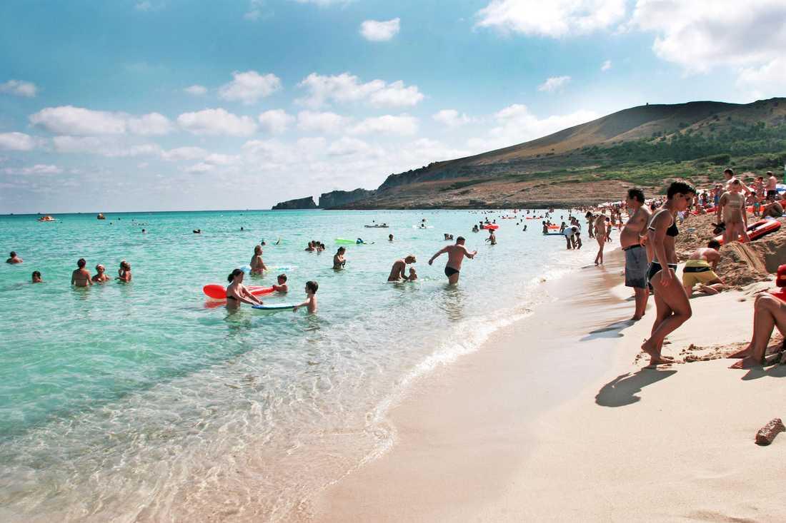 Cala Mesquida på nordöstra sidan av Mallorca är en annan nyhet för Fritidsresor.