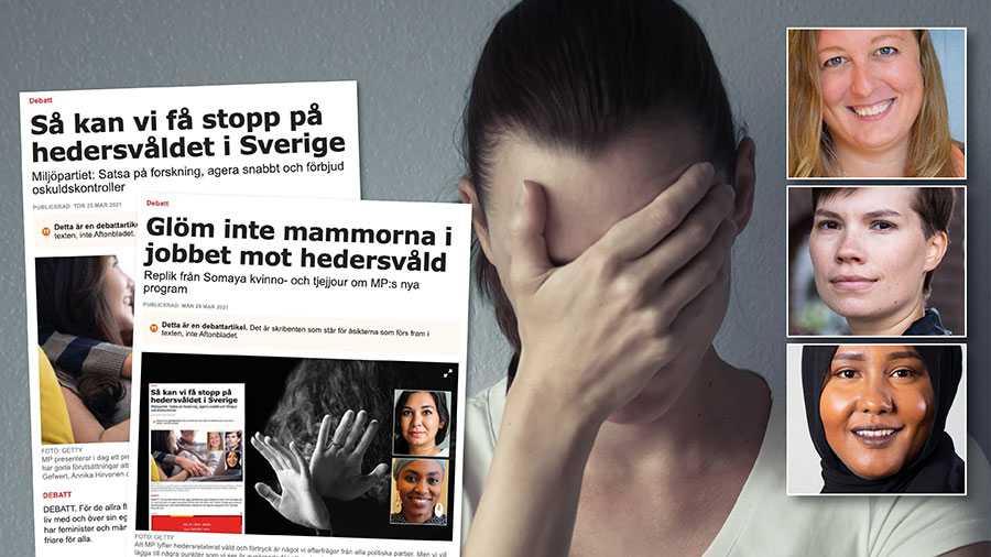 Vi delar helt Somayas insikt att det är avgörande att satsa på mammor för att motverka hedersrelaterat våld. Mammor är ofta såväl offer för som upprätthållare av hedersnormer, det lyfter vi i vår rapport. Slutreplik från Helena Hellström Gefwert, Annika Hirvonen och Leila Ali Elmi.