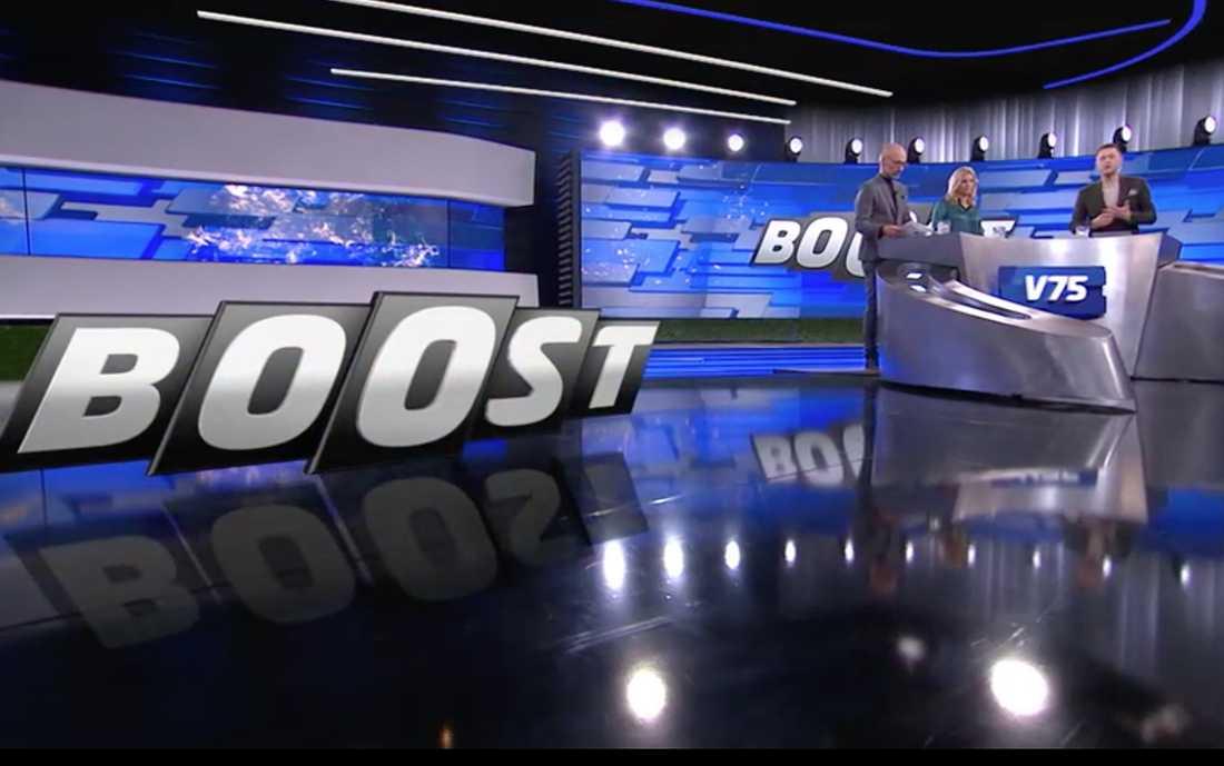 Boost-dragningen i TV4