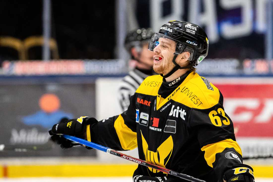 Västerås Daniel Öhrn.