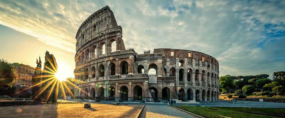 Att besöka Colosseum är ett måste när man besöker Rom för första gången.