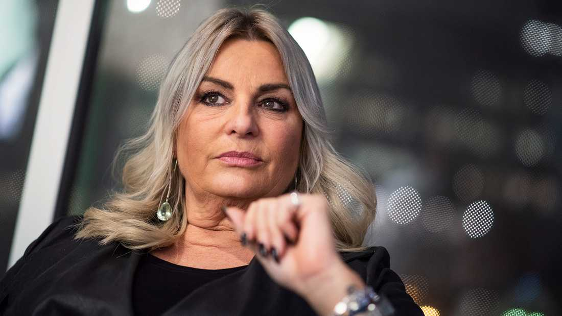 Helena Hysén.
