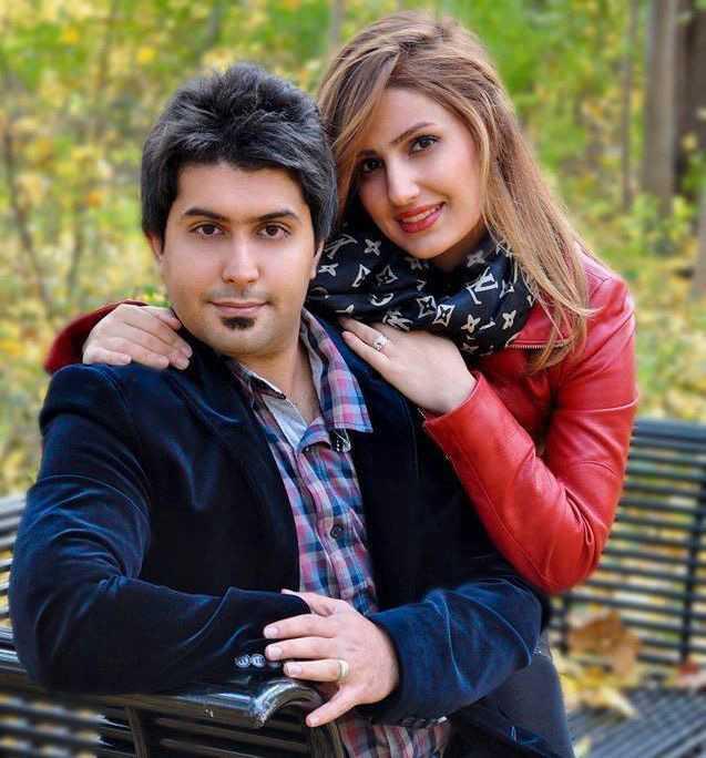 Makarna Iman Ghaderpanah och Parinaz Ghaderpanah fanns på flygplanet som kraschade i Iran.