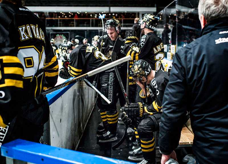 AIK Hockey har det tungt ekonomiskt.