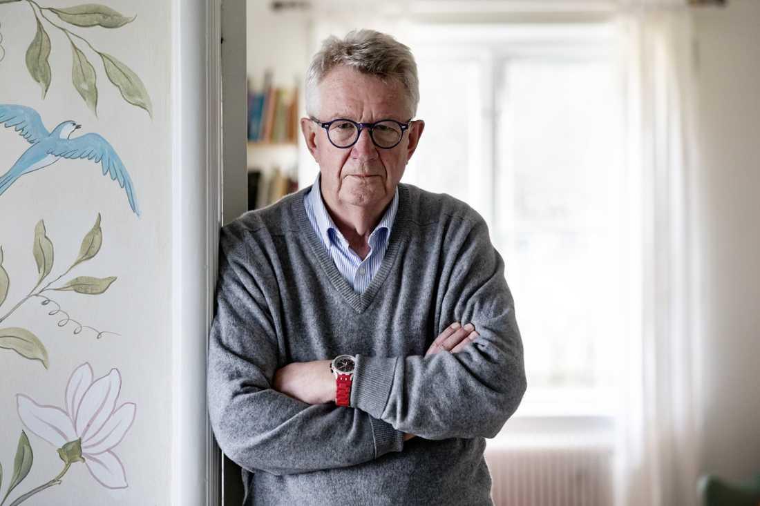 Smittskyddsexperten och förre statsepidemiologen Johan Giesecke.
