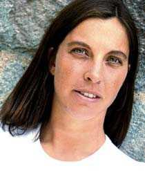 Hanna Thermaenius, barnpsykolog på BUP i Stockholm.