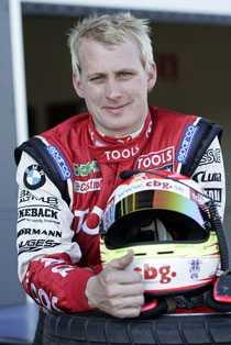 Richard Göransson byter STCC mot rally för en helg.