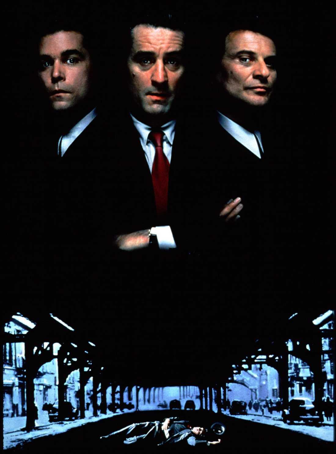 """Filmen """"Maffiabröder"""" från 1990."""