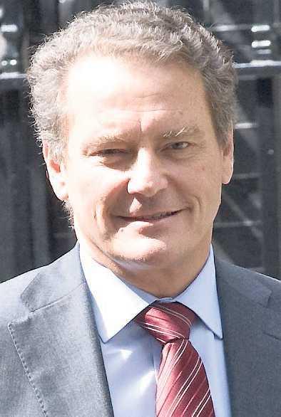 BP:s ordförande Carl-Henric Svanberg.