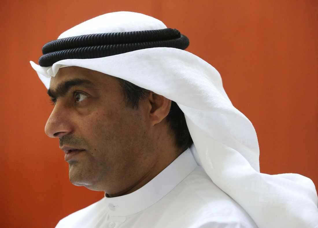 Ahmed Mansoor.