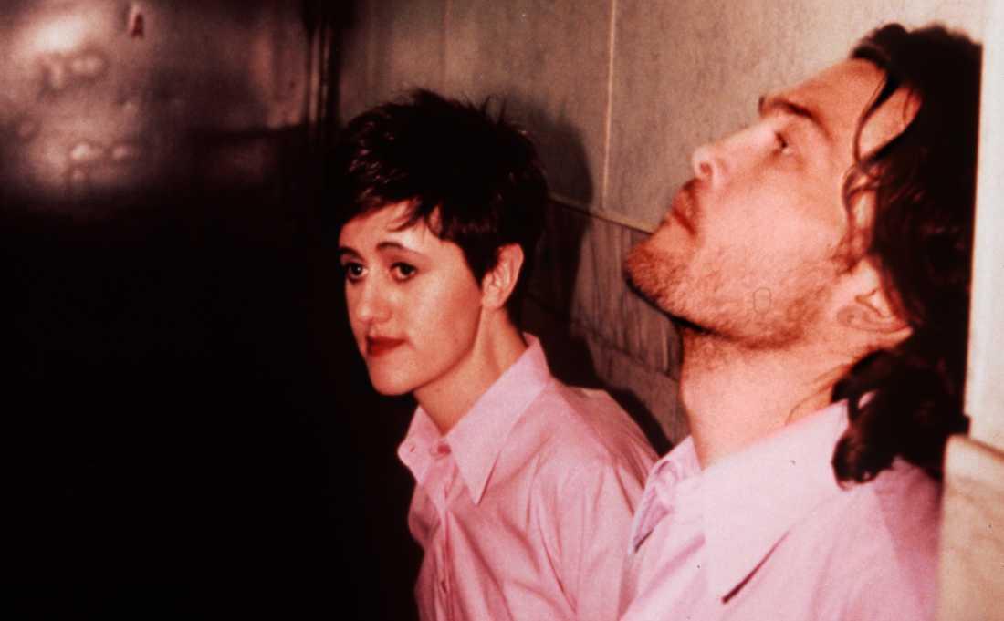 Tracey Thorn och Ben Watt i Everything but the girl.
