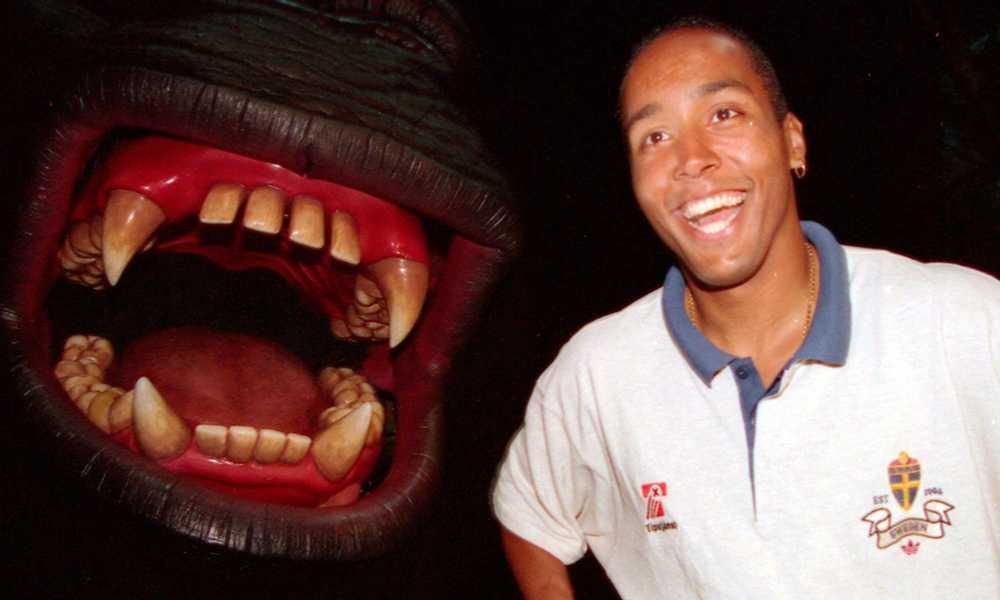 King Kong – och kung Dahlin.