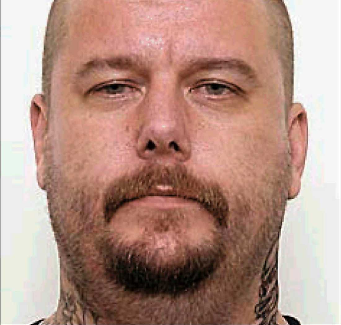 MÖRDAD Outlaws ledare Jörgen Lindskog, 49, avrättades med två skott i bakhuvudet.