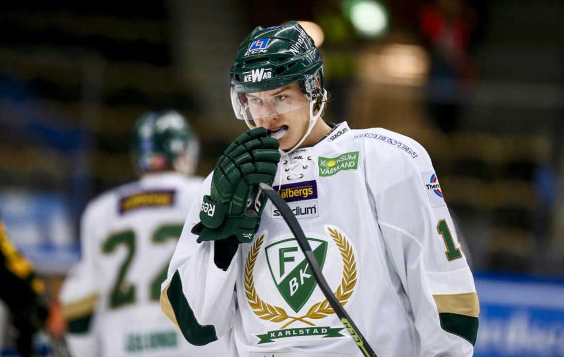 Jesper Jensen lämnar Färjestad.
