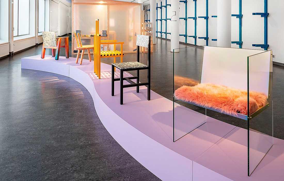 """""""Unmaking democratic design"""", Fredrik Paulsen, på återinvigda Röhsska museet i Göteborg."""