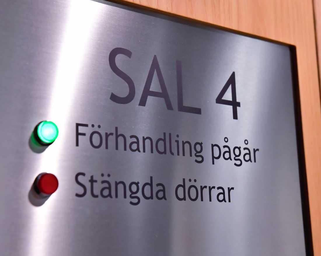 En man i Eskilstuna åtalas för flera fall av våldtäktsförsök. Akivbild.