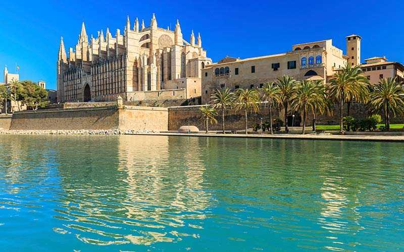 Mallorcas huvudstad Palma