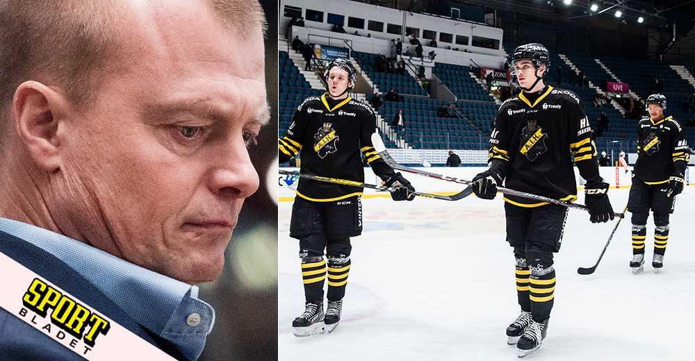 """AIK:s sportchef: """"Inte förstavalet för en spelare"""""""