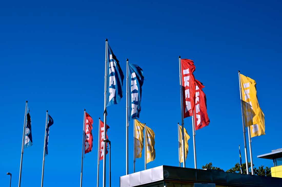 Ikea betalar ut totalt en miljard kronor i bonus till sina anställda. Arkivbild.