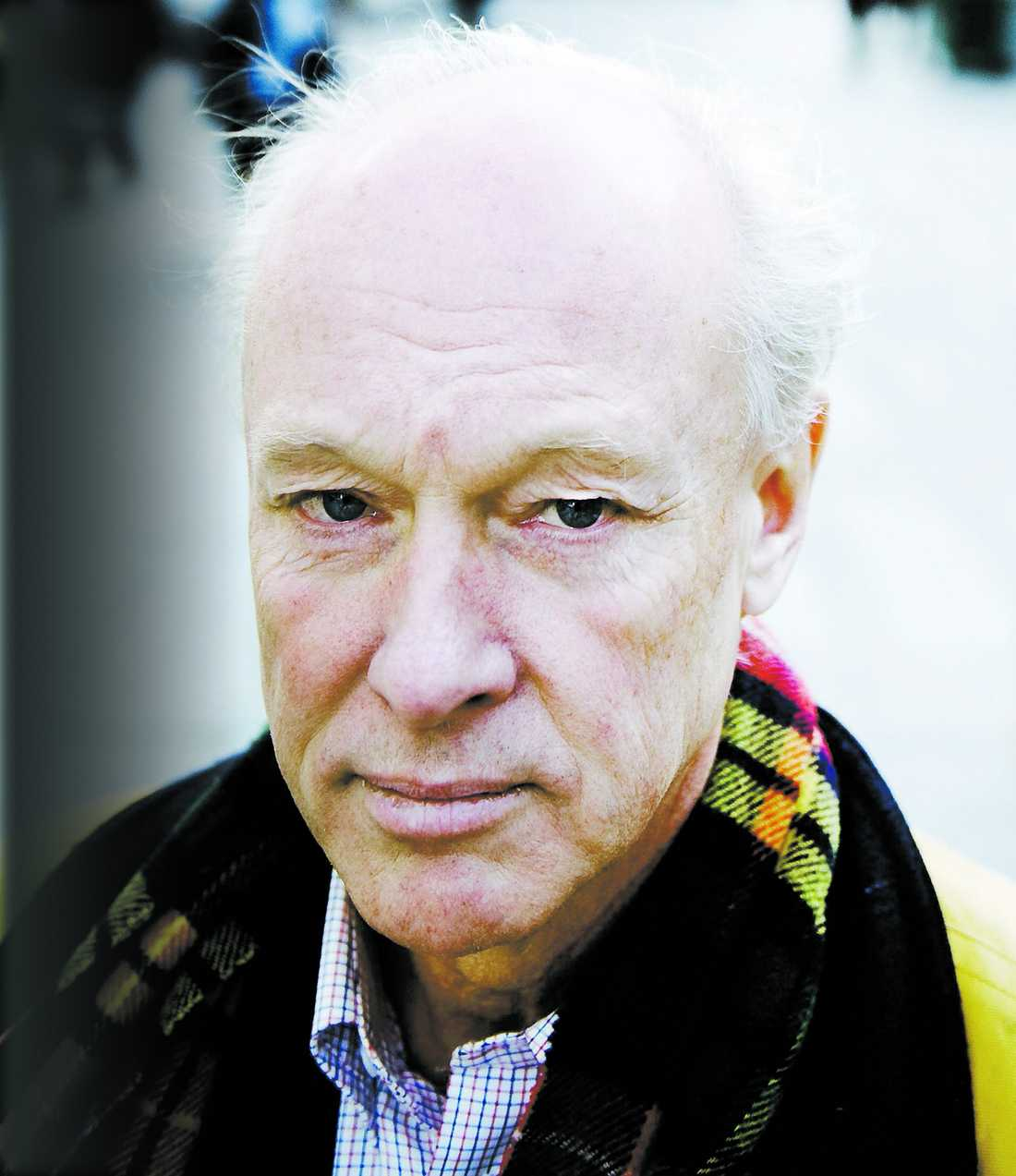 AMF:s förre vd Christer Elmehagen.