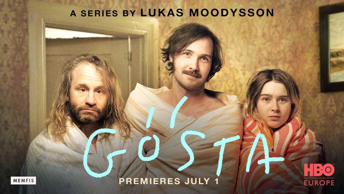 """""""Gösta"""" av Lukas Moodysson har premiär 1 juli."""