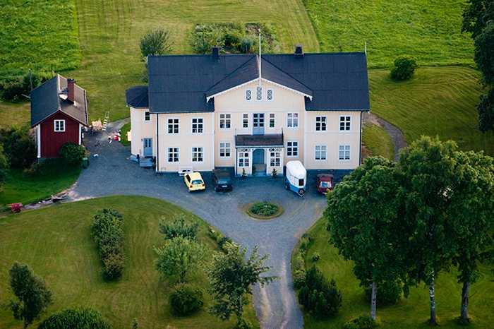 Svenskarna suktar efter landsbygden, enligt en undersökning.