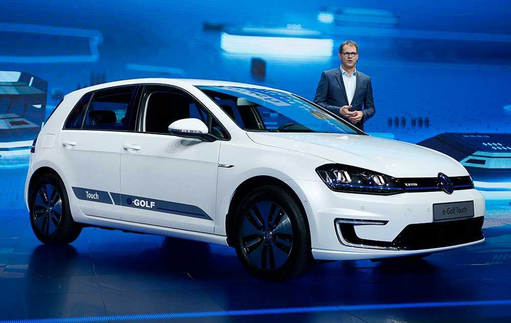 Den tyska biljätten Volkswagen kniper fler topplaceringar.
