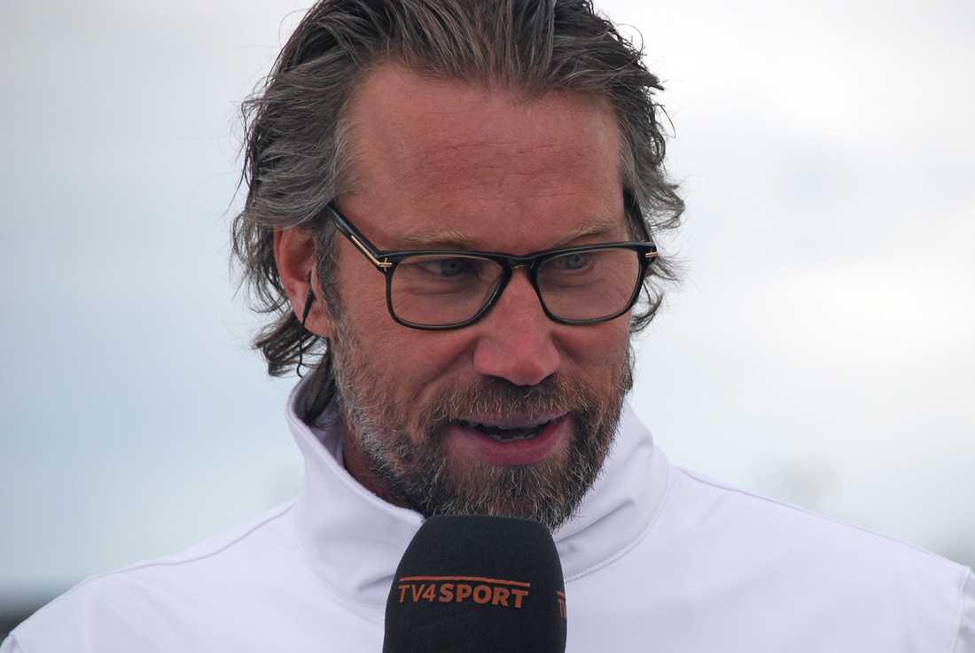 Peter Forsberg.