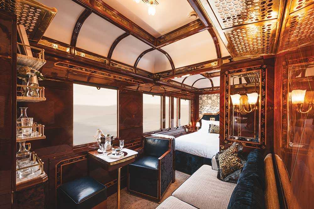 Sviterna är inspirerade av Paris, Venedig och Istanbul.