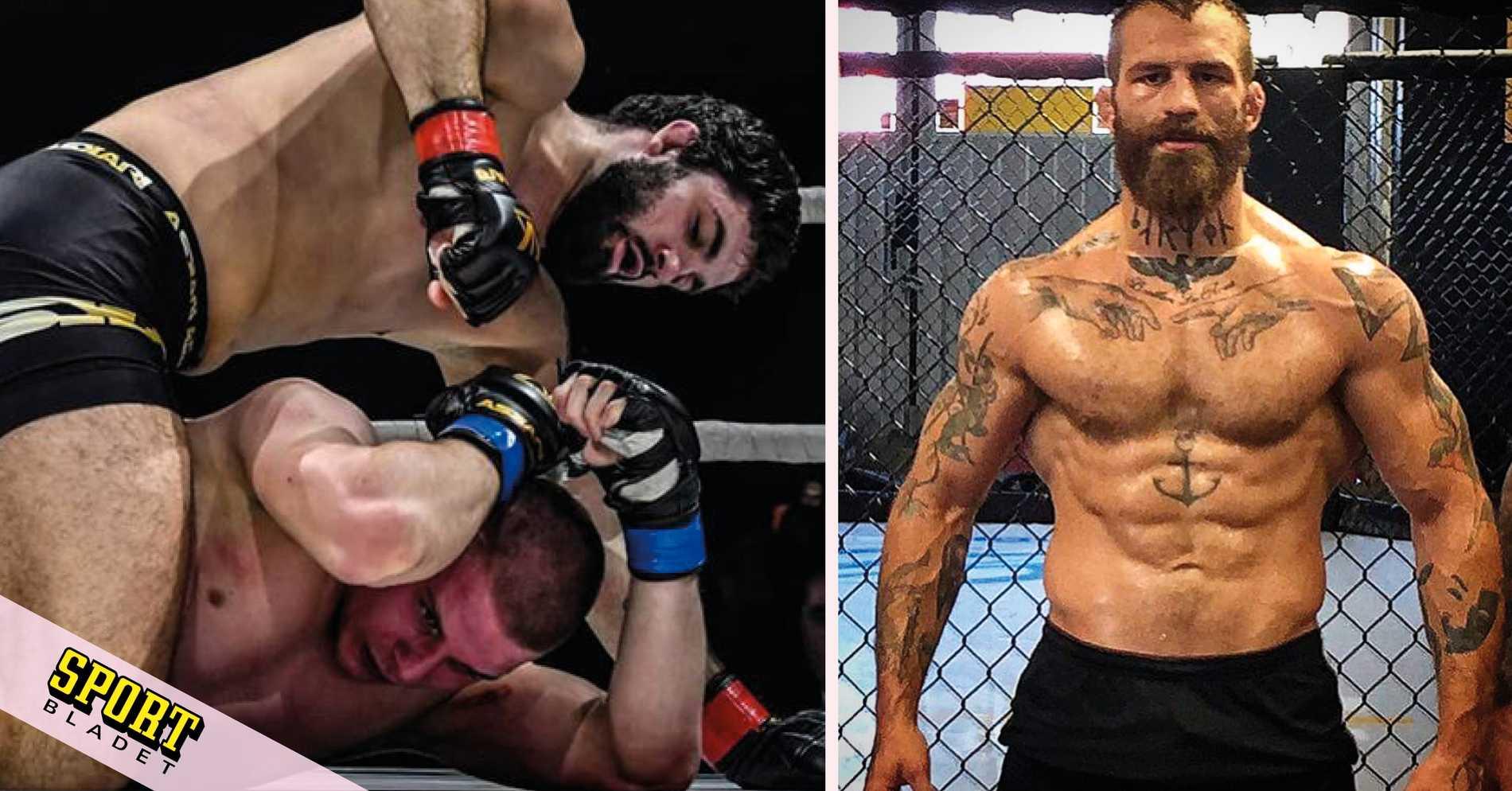 "Sportbladet sänder MMA-galan med obesegrade ""Bane"""