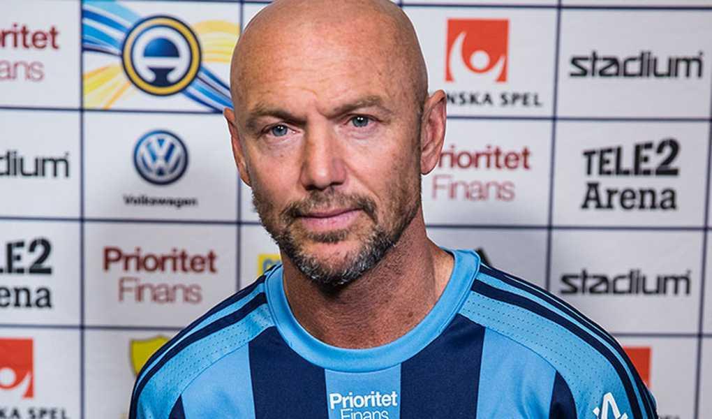 Mark Dempsey i Djurgården 2016.