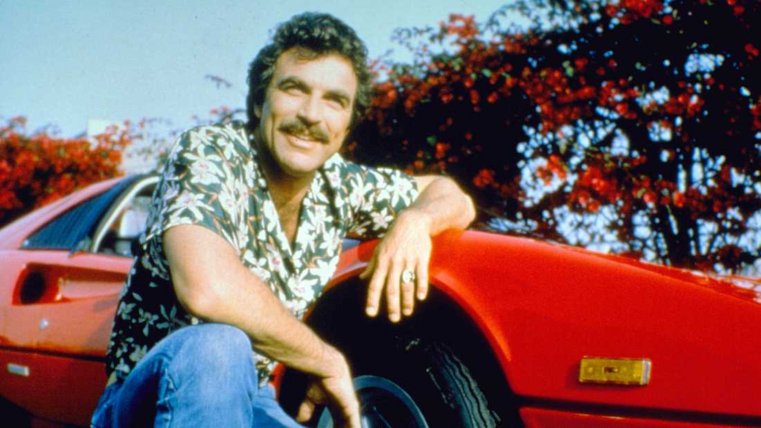 Tom Selleck tom Thomas Magnum.