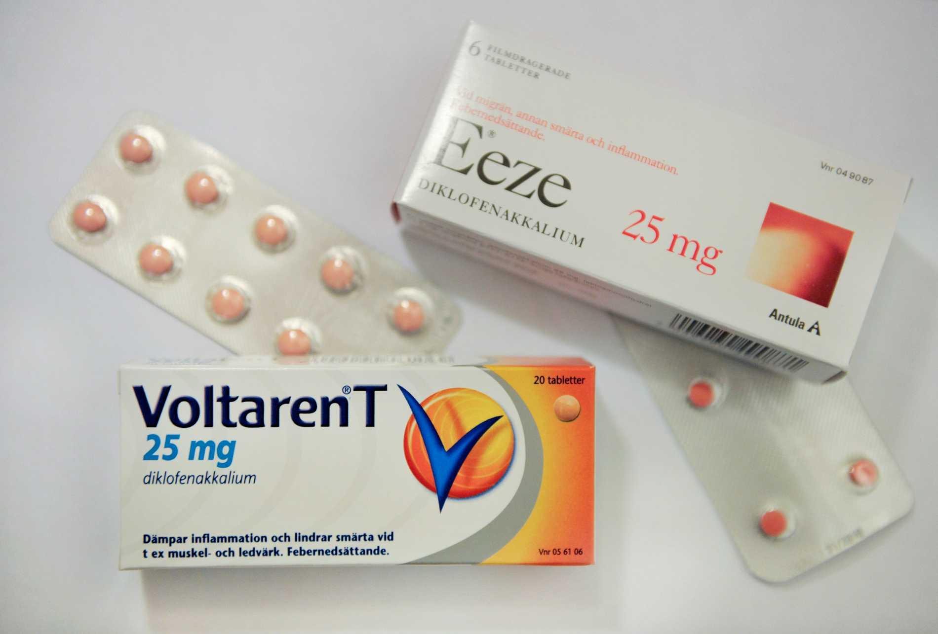 Supp.diclofenac a pangásos prosztatagyulladás kezelésében