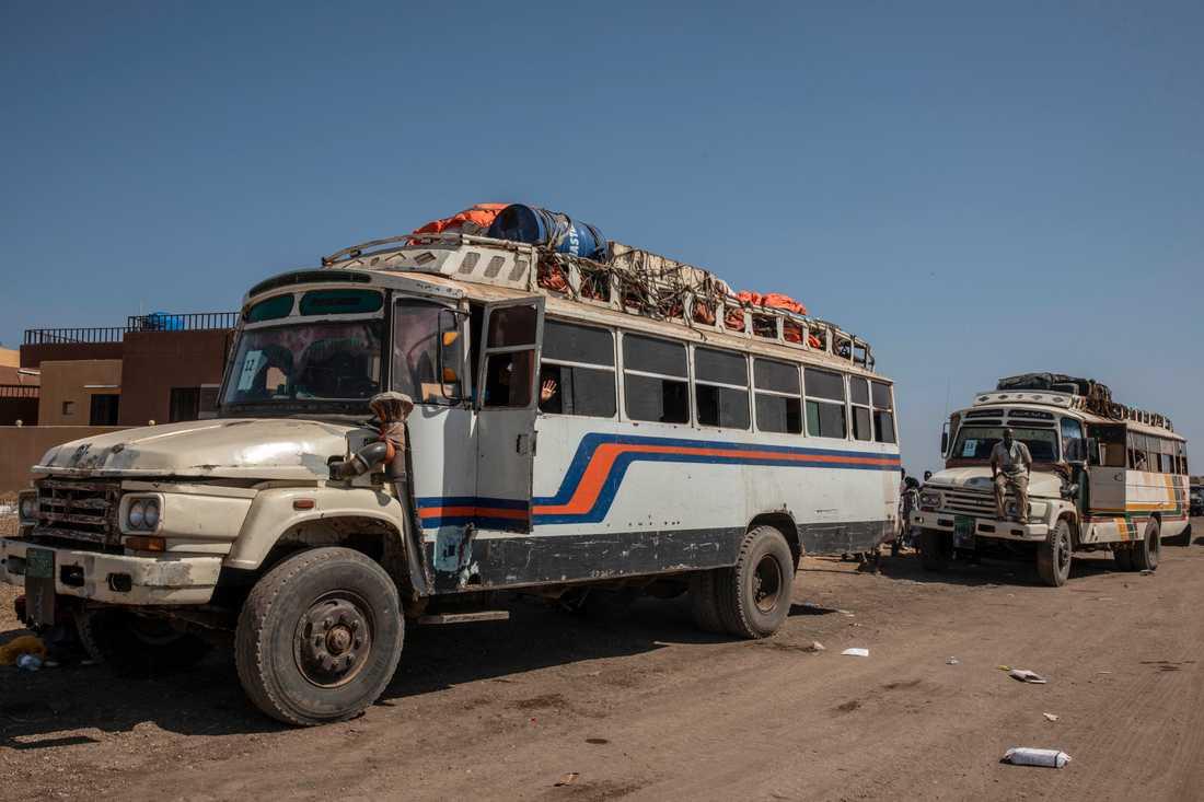 Tusentals människor tros ha dödats under tre veckors strider i Tigray. Arkivbild.