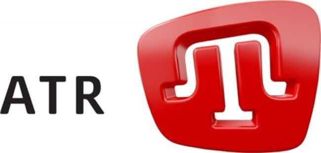 """ATR:s logotyp, den tatarska """"targan"""""""