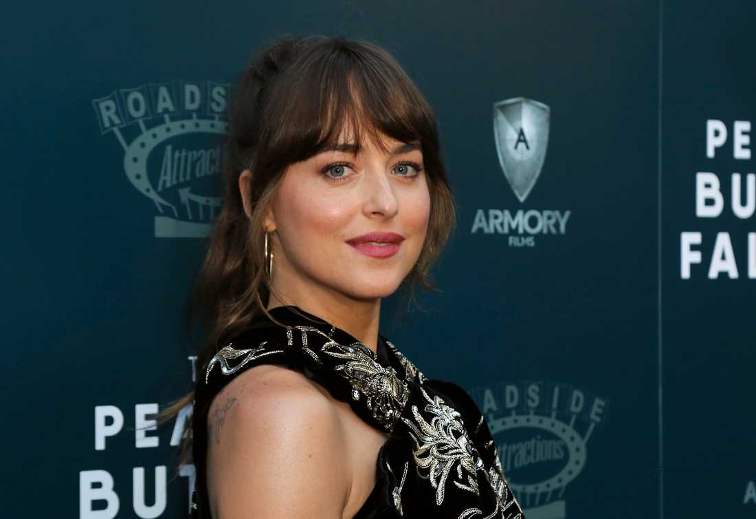 Dakota Johnson. Arkivbild.
