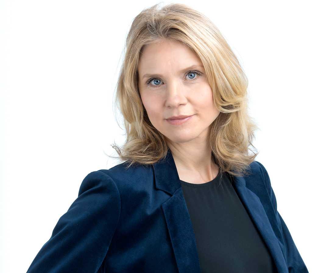 Enligt Maria Börjesson är det svårt för privatpersoner att veta hur de ska agera klimatsmart.