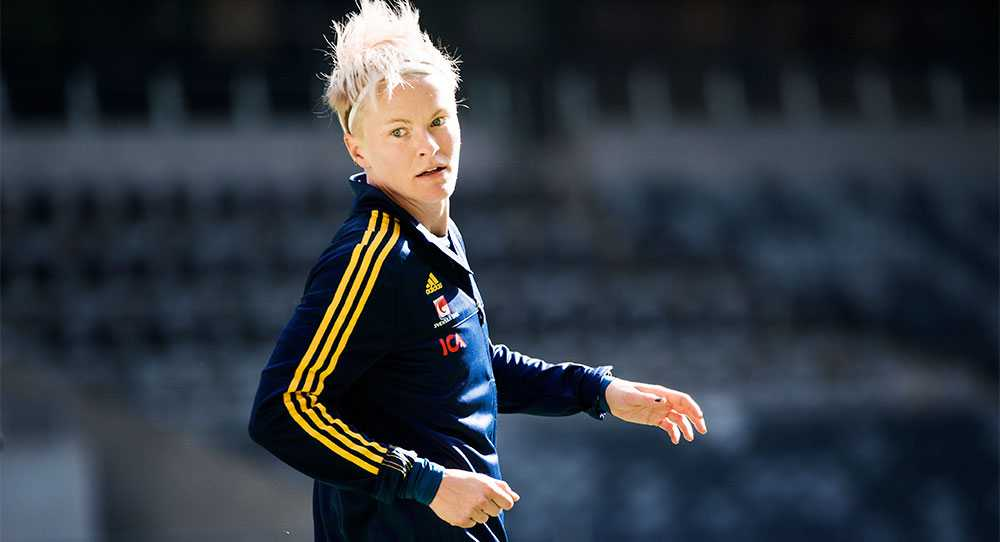 Nilla Fischer hörs i P1:s Sommar.