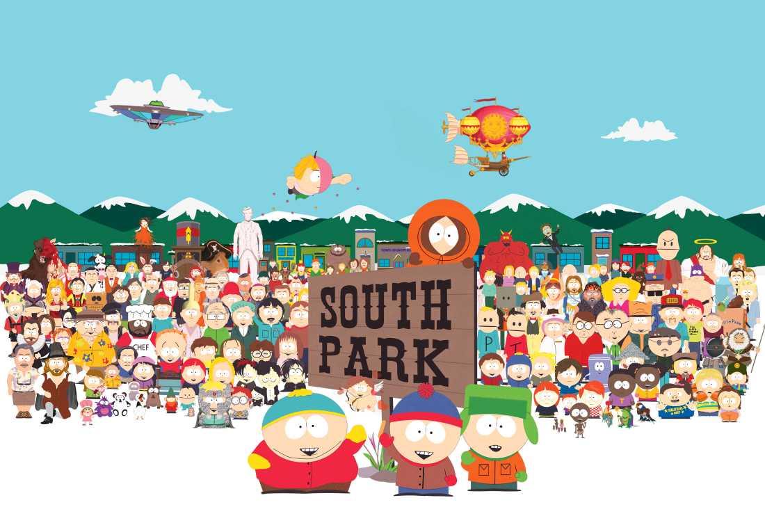 """South Park""."