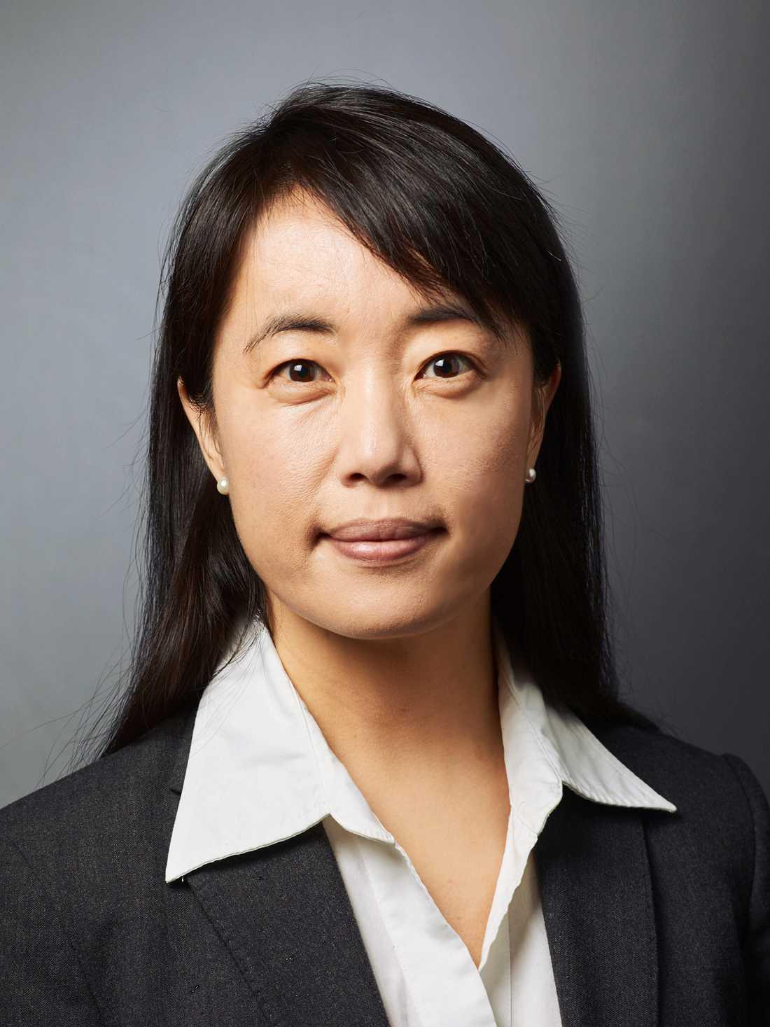 Bandy Lee, psykiater på Yale university.