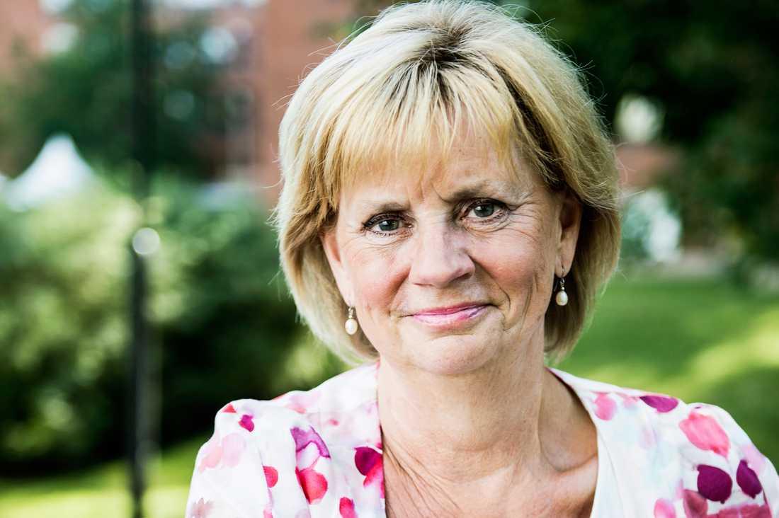 Marianne Rundström.